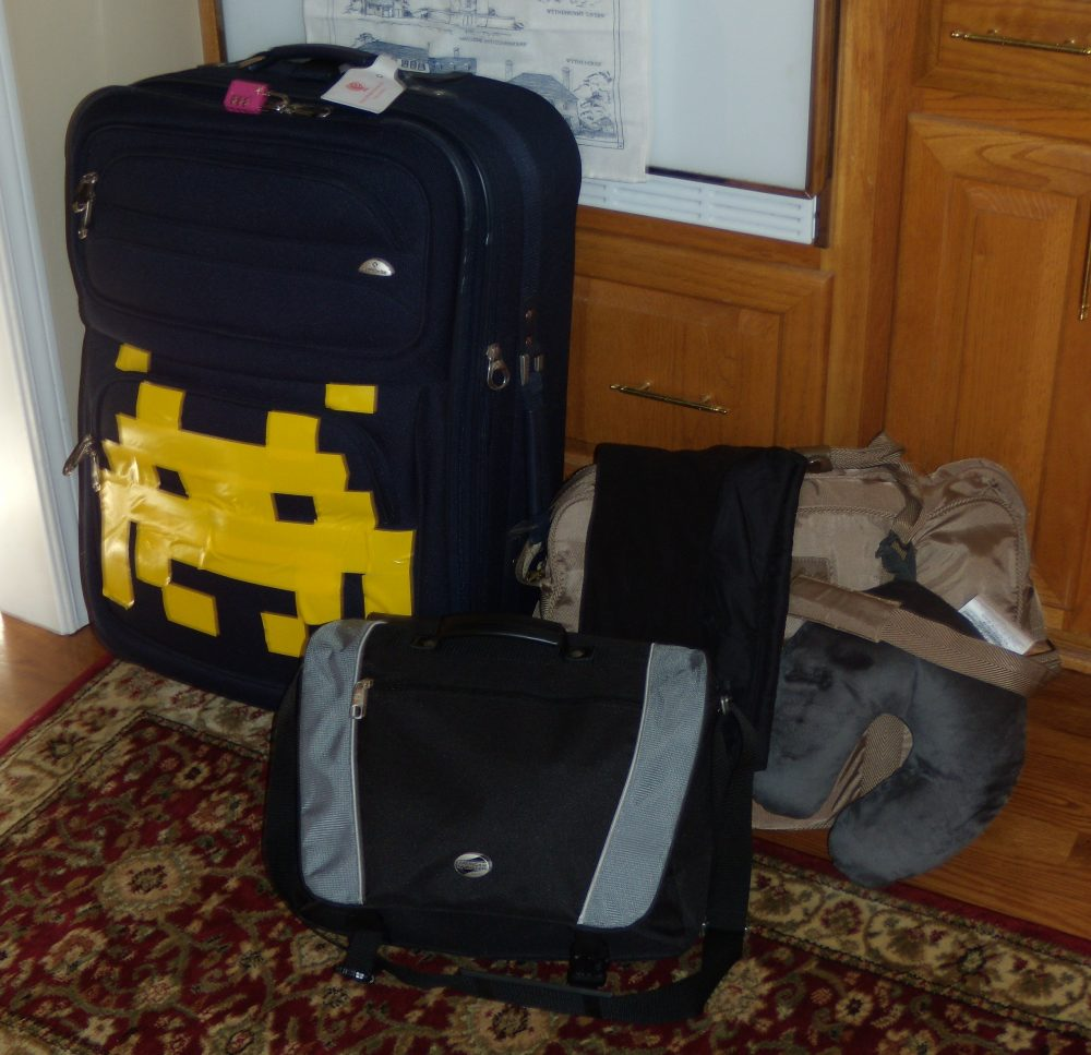 Bags Packed