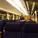 Train to Antwerp (Inside)