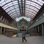 Antwerp Central Station (Inside)