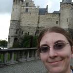 Steen Castle (plus Me)