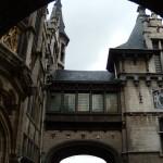 Steen Castle (Inside Archway)