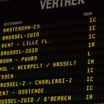 Antwerp Central Station (Time Table)