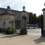 Brussels Park's Gate
