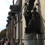 Royal Museums of Fine Arts (Outside)