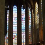Our Lady's Stain Glass