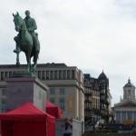 King Albert I Statue