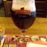 My First Beer in Belgium