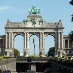 Cinquantenaire Triumphal Arch
