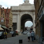 Menin Gate Memorial to the Missing (WWI)