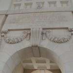 Menin Gate (Inside Detail)