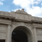 Menin Gate (Other Side/Lion)