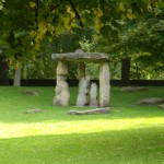 Ramparts Mini-Stonehenge?