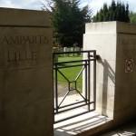 Ramparts Cemetery Entrance