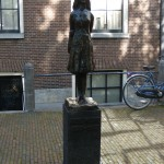 Anne Frank's House (Statue)