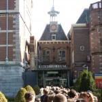 Rijks Museum (Entrance)