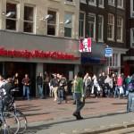 KFC near Dam Square