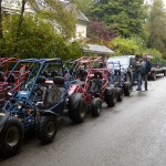 Dune Buggy Ride (Line-up)