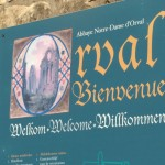 Orval Abbey (Plaque)