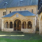 Orval Abbey (Entrance)