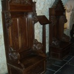 Crypt Museum (High Back Chairs)