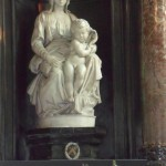 Madonna and Child by Michelangelo (Onze-Lieve)