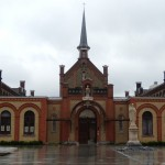 Dr. Guislain Museum Entrance