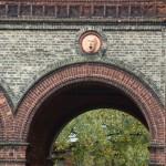 Dr. Guislain Courtyard Arch Faces Part 1