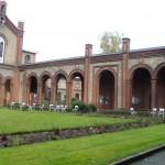 Dr. Guislain Museum Courtyard