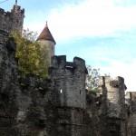 Gravensteen Walls