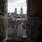 Gravensteen Window View Part 1