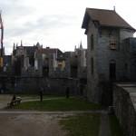 Gravensteen Courtyard