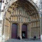 Saint Bavo Entrance