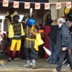 Zwarte Piet Jugglers