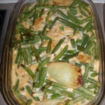 Green Bean Casserole Finished