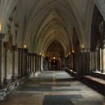 Westminster Abbey Garden Corridor