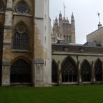 Westminster Abbey Inner Garden