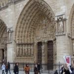 Entrance (Notre Dame)