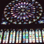Stained Glass Windows (Notre Dame)