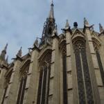 The Holy Chapel (Sainte-Chapelle)