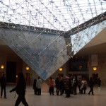 Underneath the Louvre