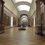 Louvre Hallway