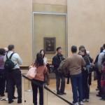 Mona Lisa (Actual Size)
