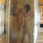 Hathor welcomes Sethos I