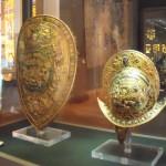 Charles IX's Shield and Helmet