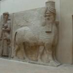 Winged human-headed bulls Part 2