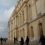 Side of Versailles
