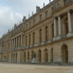 Back of Versailles