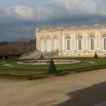 Grand Trianon Backyard