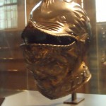 Griffin Helmet (Army Museum)