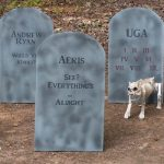All tombstones